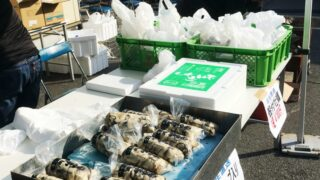 神河町長谷|ふれあいイベント&牡蠣祭りに行ってきた。