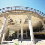神子畑選鉱場跡|不夜城と呼ばれた東洋一の選鉱所