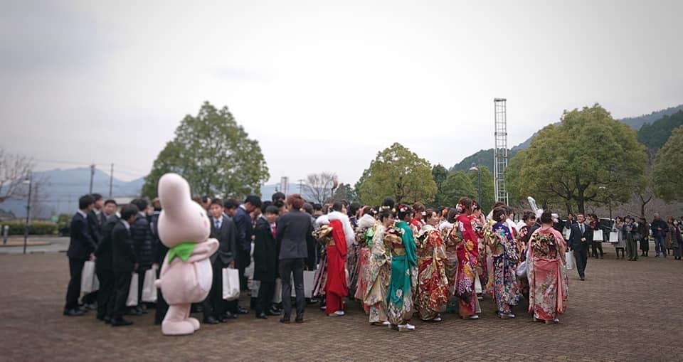 神河町成人式|137名が新成人に。