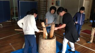 【神河町】寒の時期に作られる保存食を作ろう|山村留学 神河やまびこ学園