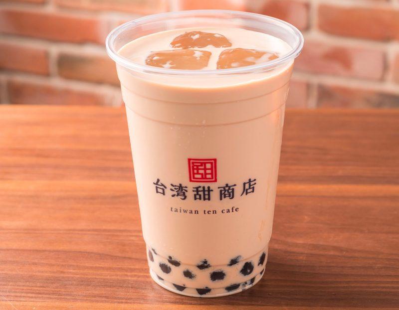 不動のNO.1甜ミルクティー