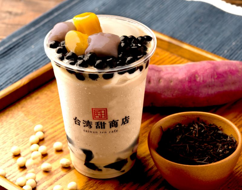生タピオカ専門店「台湾甜商店」がピオレ姫路にできる! 台湾ローカルスイーツも楽しめる!