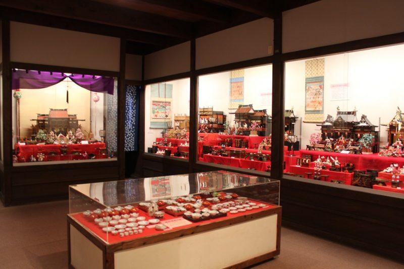 【香寺町】日本玩具博物館|雛まつり~御殿飾りの世界~