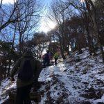 【神河町】親子で冬山をハイキング|山村留学 神河やまびこ学園