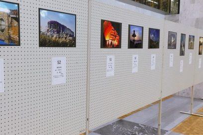 加西フォトコンテストSeason1(加西の絶景)の展示
