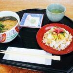 【加西市】ひなまつりにピッタリなセットメニューが登場|兵庫県立フラワーセンター