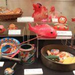 常設展「日本の近代玩具Ⅰ~明治・大正・昭和~」 日本玩具博物館(Japan Toy Museum)