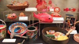 常設展「日本の近代玩具Ⅰ~明治・大正・昭和~」|日本玩具博物館(Japan Toy Museum)