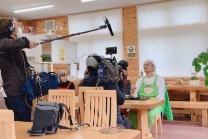 【神河町】関西テレビ「よ~いドン!」で長谷の自然薯料理が紹介