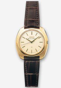 世界初のクオーツ式腕時計「クオーツアストロン」