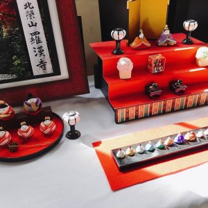 【加西市】羅漢寺の聖天堂|ひな祭り
