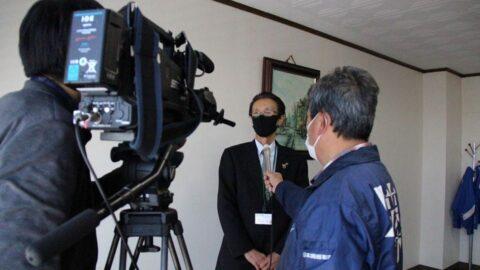 【多可町】町内小中学生に、1500セット3000枚のマスク寄贈