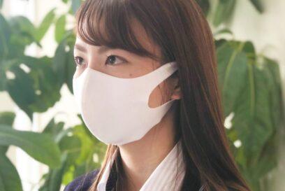 【話題】老舗国産パンツメーカーが洗える超伸縮フィットマスクを急遽発売