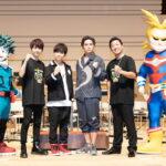 【ヒロアカ】TVアニメ「僕のヒーローアカデミア」ウインドオーケストラコンサート2020|兵庫公演決定