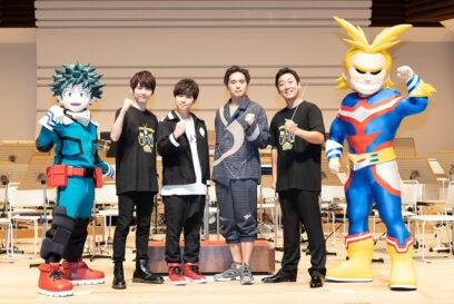 【兵庫県】TVアニメ「僕のヒーローアカデミア」ウインドオーケストラコンサート2020開催決定