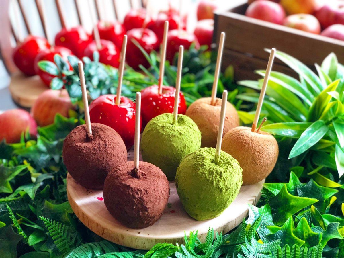 【恋つづ】主人公が食べていたりんご飴が期間限定で通販開始