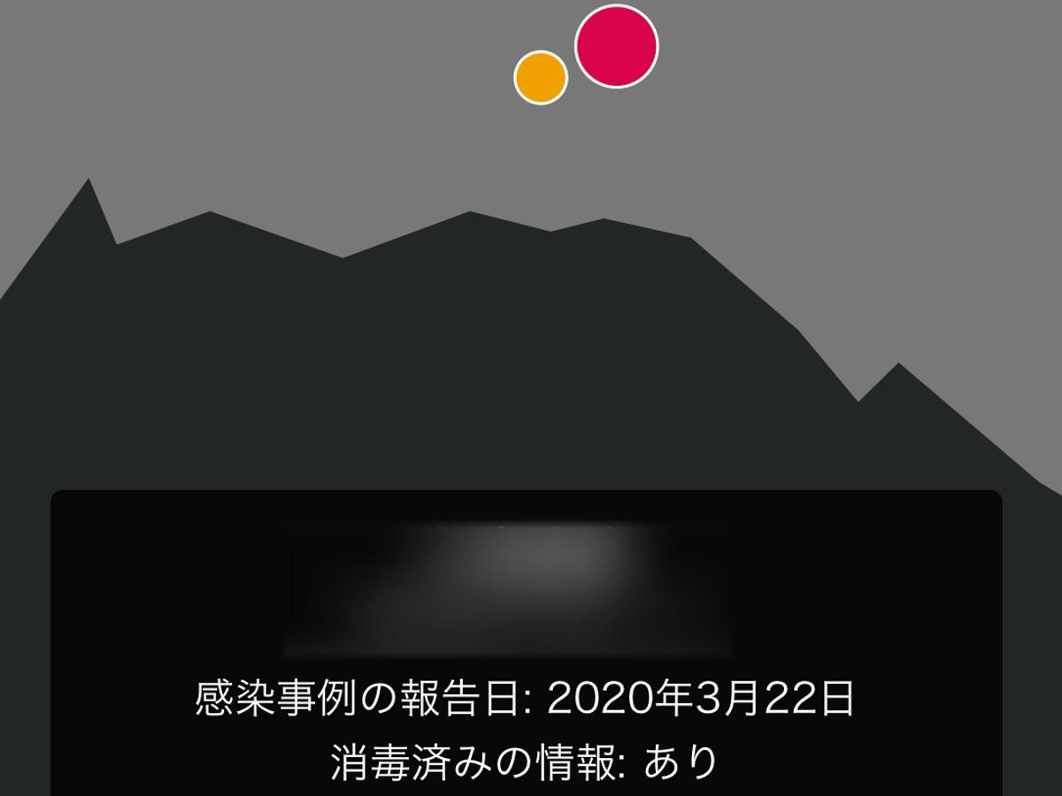 【NewsDigest】アプリに集約。新型コロナウイルス「感染事例が報告された場所の情報」提供開始