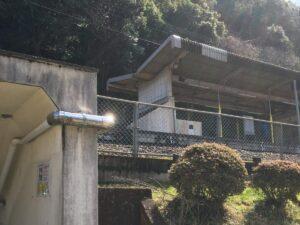 【神河町】「快速が停まるのっていいね」って君が言ったから、毎月14日は長谷駅快速列車停車記念日