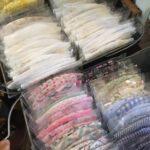 【福崎町】ホワイト布マスク 子供用布マスク入荷|Cafe & 雑貨 Leaf(リーフ)