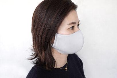 【神戸市】靴工房が作る多機能マスク|ポケット付きマスク「ポケピタマスク™」顔に心地よくフィット