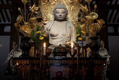 【お薬師さん】薬師如来が集結!仏教界最強の医療従事者チームも コロナ収束一斉祈願