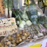 【市川町】青空野菜販売スペースが新鮮野菜でいっぱい