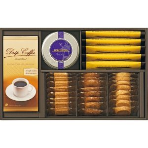 コーヒー・ココア・紅茶&クッキー詰合せ TBL-AN 2904-076