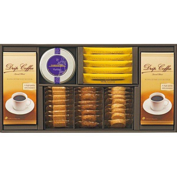 コーヒー・ココア・紅茶&クッキー詰合せ TBL-CN 2904-092