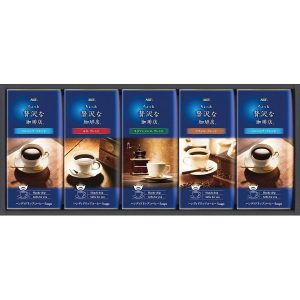 AGF 「ちょっと贅沢な珈琲店」ドリップコーヒーギフト ZD-25J 2901-093