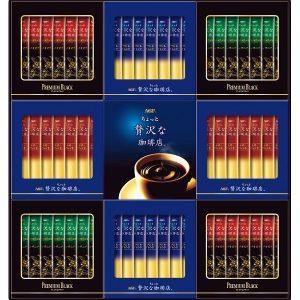 AGF 「ちょっと贅沢な珈琲店」スティックブラックギフト ZST-30N 2900-053