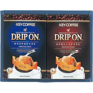 キーコーヒー ドリップオンコーヒーギフト(10袋) CAG-10N 2952-054