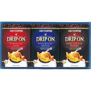 キーコーヒー ドリップオンコーヒーギフト(15袋) CAG-15N 2903-061