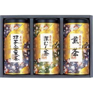 宇治森徳 茶匠仕込 流香 SUZ-25A 2906-036