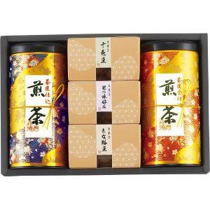 宇治森徳 茶匠仕込 流香 豆菓子詰合せ SUZ-30M 2906-044