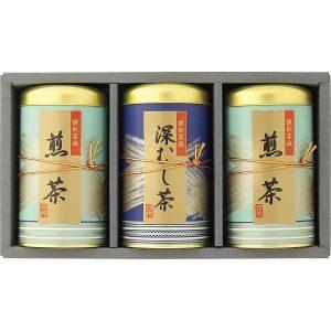 静岡銘茶詰合せ SKY-25 7645-044