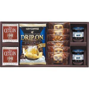 ドリップコーヒー&クッキー&紅茶アソートギフト KC-20 7631-019