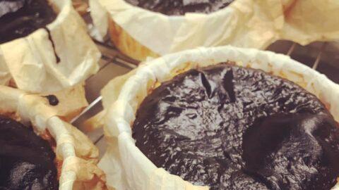 【加西市】ふく蔵|蔵人がつくるバスク風チーズケーキ