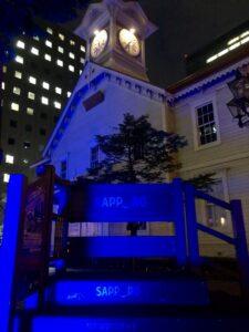 【医療従事者へ感謝】日本中から一斉に青の灯火|5月31日