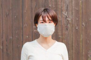 【台湾銀繊維マスク】100回繰り返し洗って使用できる消臭抗菌作用のあるマスク