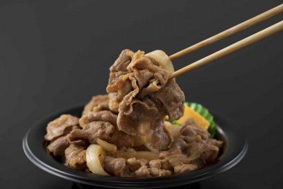 豆御飯と唐揚弁当 期間限定・特別商品 399円(+税)