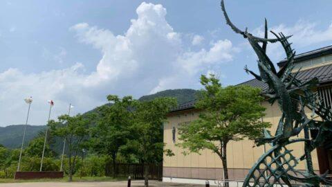 【朝来市】6月5日 あさご芸術の森美術館の開館記念日 21周年