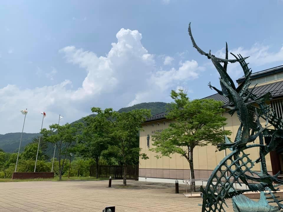 【朝来市】6月5日 あさご芸術の森美術館の開館記念日|21周年