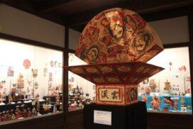 【姫路市】日本玩具博物館|夏の特別展「日本の祭礼玩具と節句飾り」