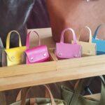 【福崎町】レジ袋有料化とあわせて可愛いエコバッグホルダー|革工房Whim(ウィム)