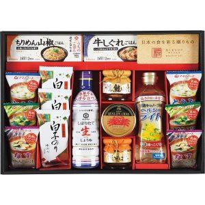 味香門和膳(みかどわぜん)アマノフーズ&キッコーマン和食詰合せ MKD-50 2712-060