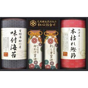 伊賀越 天然醸造蔵仕込み 和心詰合せ FGGN-CJ 2752-055