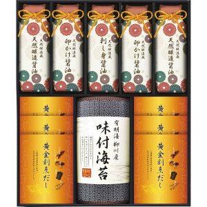 伊賀越 天然醸造蔵仕込み 和心詰合せ FGGN-EJ 2752-071