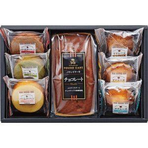 スウィートタイム・焼き菓子セット KBM-BO 2890-024