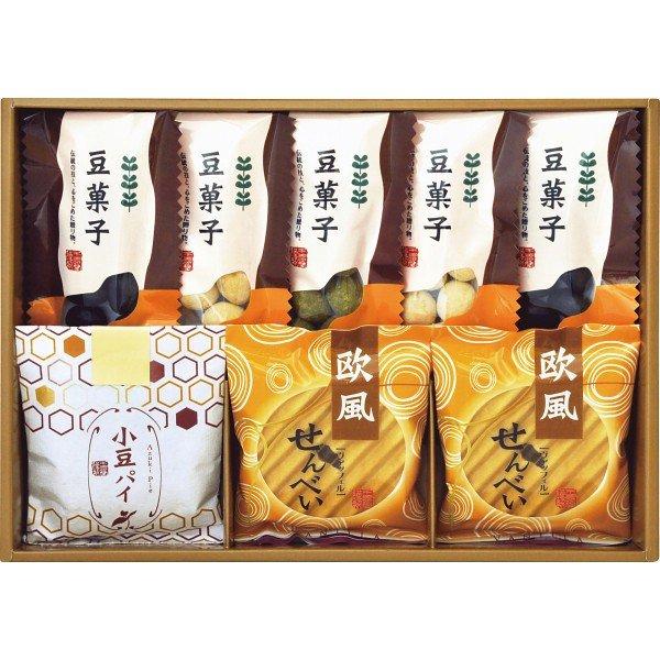 小豆パイ・ヴァッフェル和菓子詰合せ DW-15 7640-026