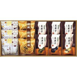 小豆パイ・ヴァッフェル和菓子詰合せ DW-25 7640-042